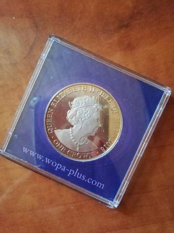 Monedă Regina Elisabeta II