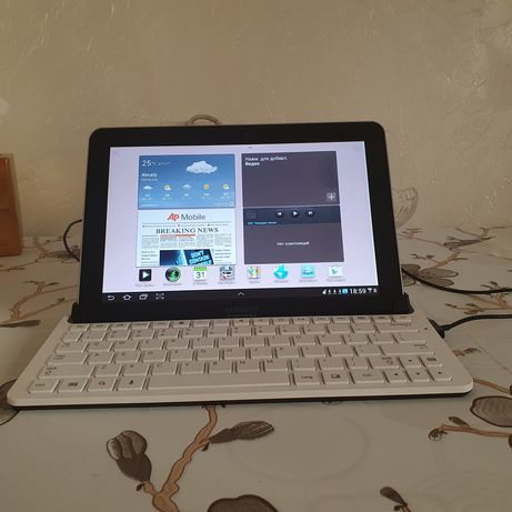 Планшет Samsung Galaxy Tab 10.1 P7510 16Gb