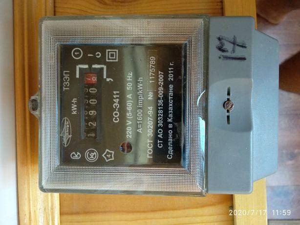 Продам прибор учёта эл.энергии