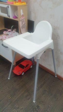 Продается детский стульчик Икеа