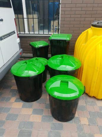 Мусорный контейнер, бак для мусора