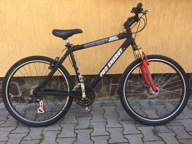 Bicicleta DIRT MTB Mountainbike Pro energy  frana disc fata 27 vitez