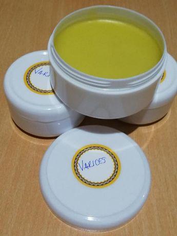 Crema de galbenele pentru varice 100% naturala