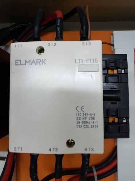 Контактор LT1-F115A 230V 1НО