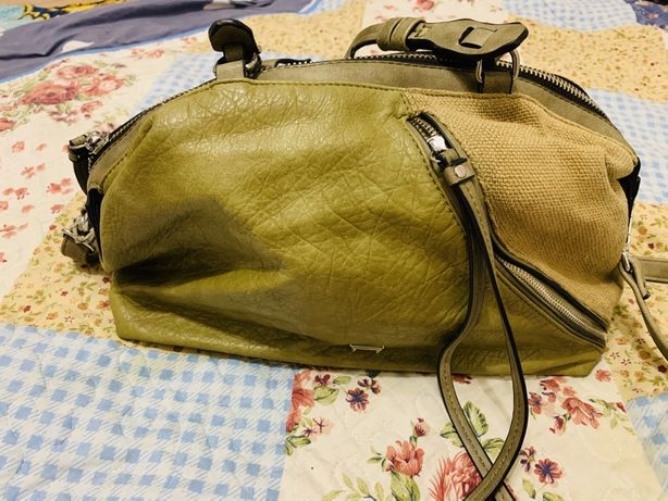 Продам или обмен на тоже кожанную сумку