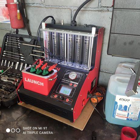 Ремонт топливных форсунок чистка на аппарате проверка в Алматы