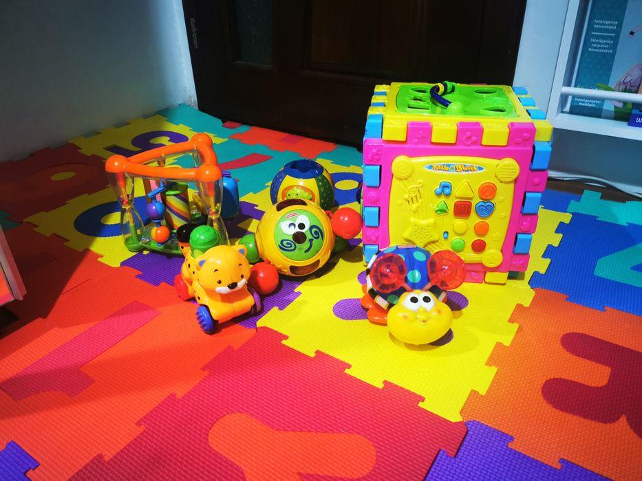 Lot jucării bebeluși Caransebes - imagine 1