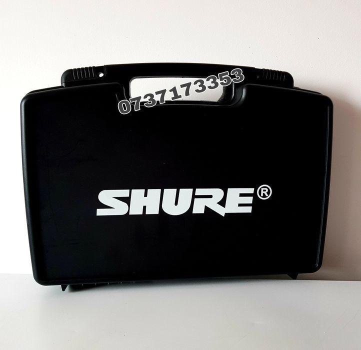 Geanta SHURE/valiza/case pentru transport/depozitare microfoane Bucuresti - imagine 1