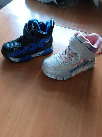 Ботинки детские, новые