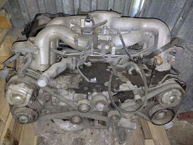 Двигатель Субару Легаси объем 2.5