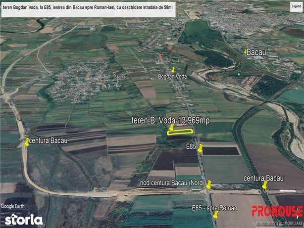 E85 - Bogdan Voda - stradal - intravilan