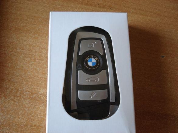 Сгъваем ключ за bmw е38,е39,е46,x5,Е60 CAS/EWS системи (BMW F10 style)