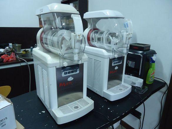 1.Сладолед машини настолни монофазни Италиянски имам 12бр. модел кат