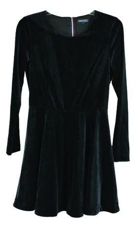 Rochie Tommy Hilfiger Marimea S Neagra din Polyester QQ57