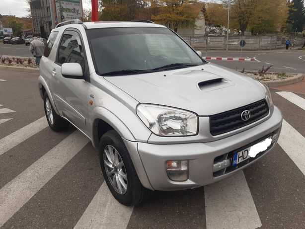 Toyota Rav-4 4x4 fara rugina impecabila