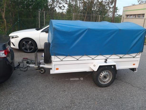 Remorcâ auto 750 kg +
