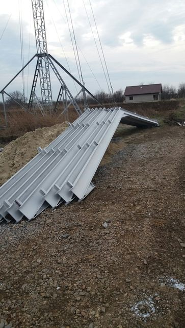 ferme metalice deschide13.5m