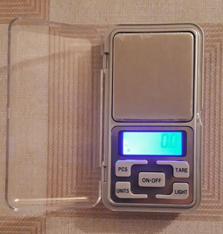 Продам новые весы электронные