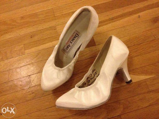 Pantofi de dans fete Standard (pentru juniori)