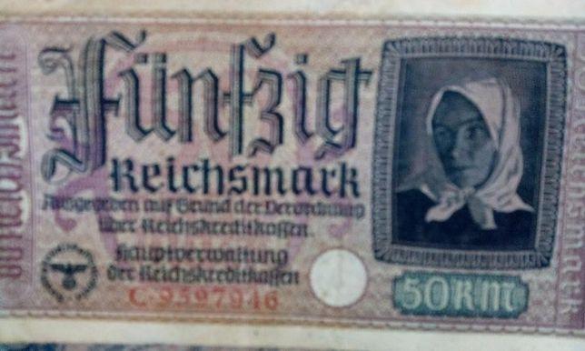 Bancnote vechi Germania