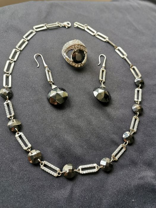 Set bijuterii argint Constanta - imagine 1