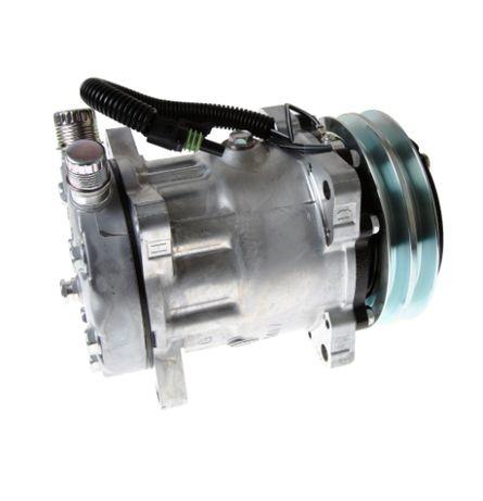 Compresor AC buldoexcavator JCB