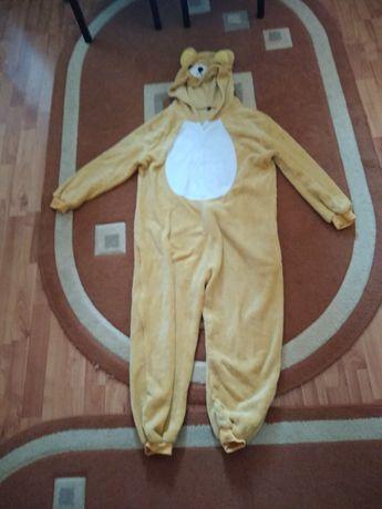 Costum plus ursulet