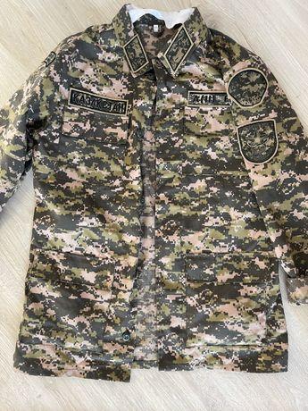 Форма военная (военная кафедра)