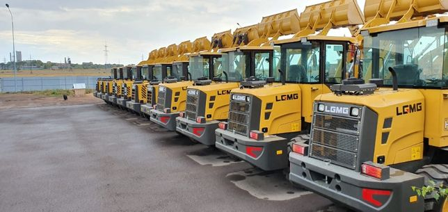 Погрузчики LUGONG ZL150, ZL180, ZL200, ZL220, ZL250, LG946.