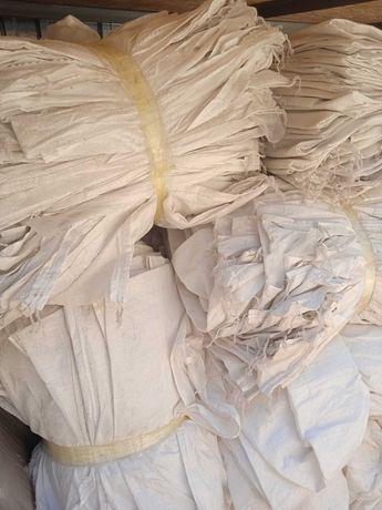 Мешки б/у, строительные мешки для мусора, крепкие, прочные мешки.