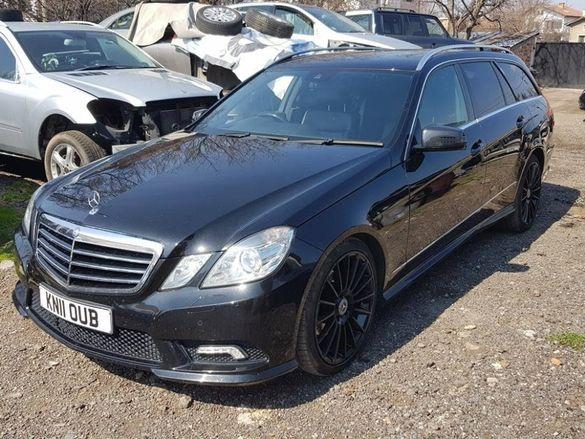 Мерцедес Е250 Mercedes E250 W212 AMG combi на части