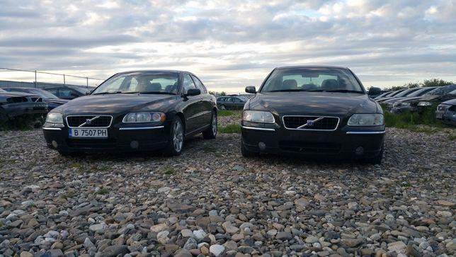 Dezmembrez VOLVO S60 Diesel + Benzina Modele din 2000 - 2016