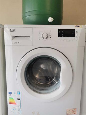 Mașina de spălat modificata pe butoi Beko