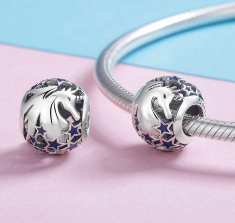 Charm argint 925 tip Pandora diferite modele