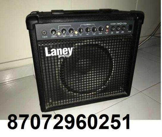 Продам комбоусилитель Laney HCM30 HardCore Max