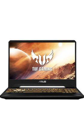 Игровой, мощный ноутбук ASUS TUF GAMING FX505D