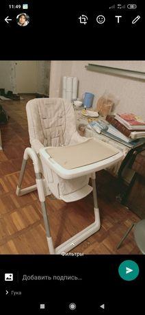 Продам стульчик для кормления в хорошем состояние