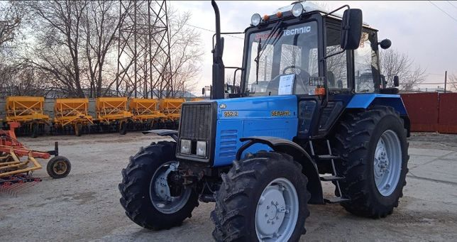 Продам срочно трактор мтз 952.2