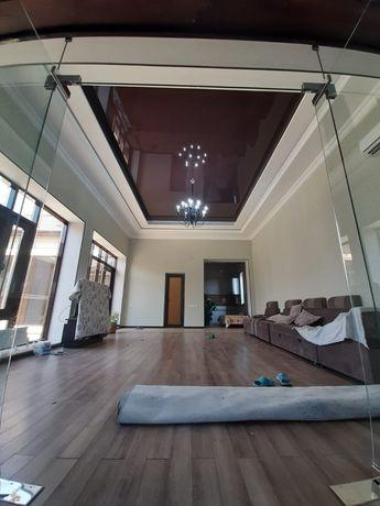 Натяжные потолки по доступным ценам шымкент. От 1500 за кв.м