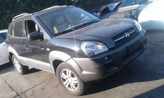 hyundai tucson 2,0 diesel 2008 4x4 piese
