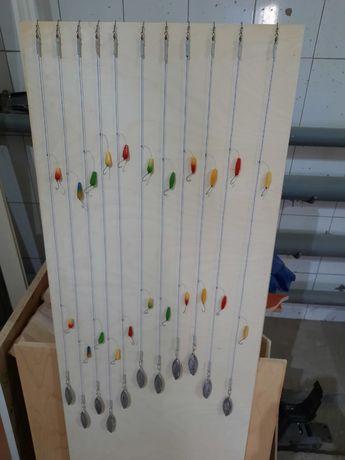 Поводки для ловли кефали