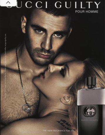 Gucci Guilty мужской парфюм ОРИГИНАЛ