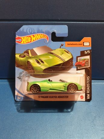 Pagani huayra roadster hot wheels macheta jucărie