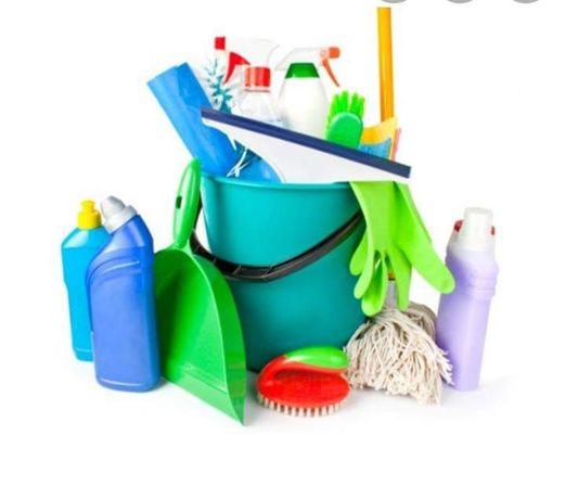 Почистване на частни домове