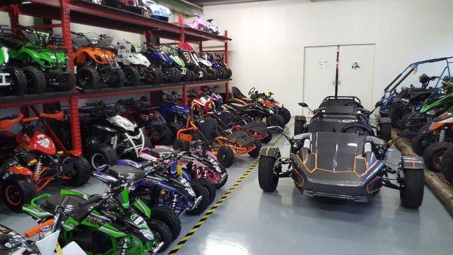 ATV HUMMER -SPYDER 125cc Modelul NOU 2021, fara Permis OffRoads