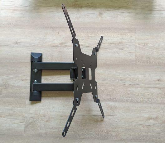 Настенный кронштейн, крепление для ТВ (наклонно-поворотный)