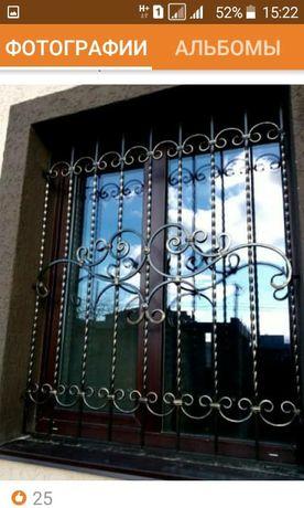 Сварочные работы решётки  перилы и двери,и.т.д быстро и качественно