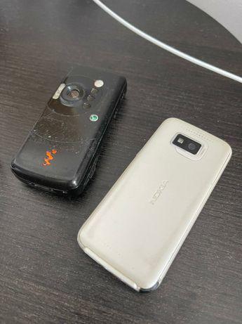 Sony Ericsson и Nokia 5530