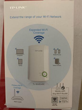 Vand Range Extender Wireless N 300Mbps TP-LINK TL-WA854RE