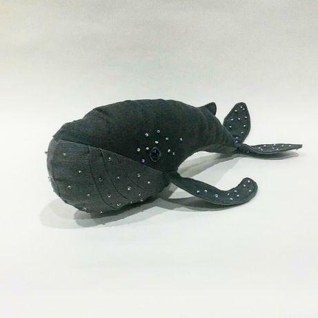 Мягкие игрушки киты